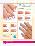 Revista Pretty Nails no. 1 - Decorados creativos y divertidos - Formato Impreso