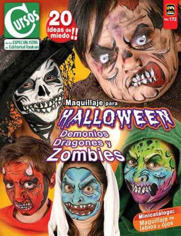 Revista Cursos de los Especialistas no. 172 - Halloween - Formato Digital