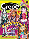 Revista El mundo del papel Crepe no. 57 - Halloween High - Formato Impreso