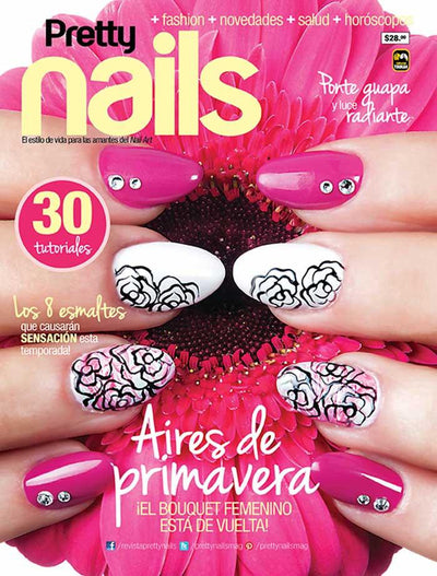 Pretty Nails 9 - Aires de primavera - Formato Digital - ToukanMango