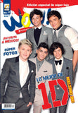 Revista Wow no. 17 - 1D ONE DIRECTION - Formato Impreso