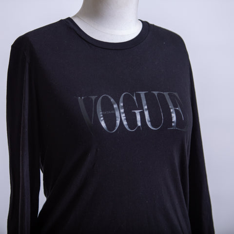 Mody Road - Vogue Tee - Black
