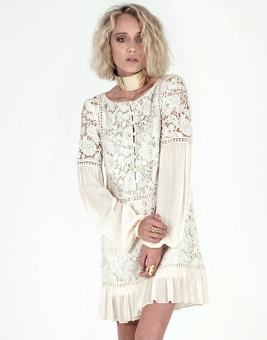 Embra Lace Dress