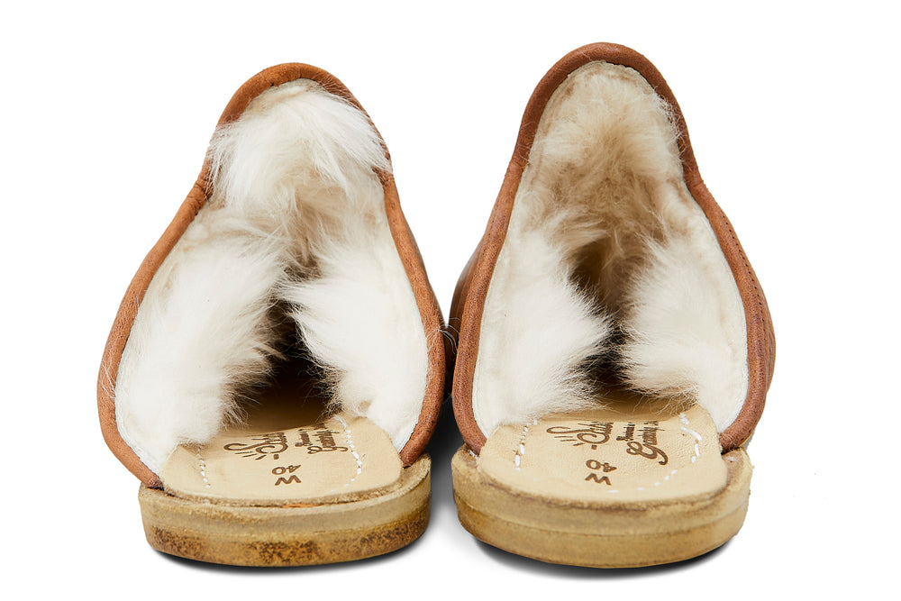 Fort Worth Shearling Baba