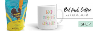coffee lover gifts and mugs
