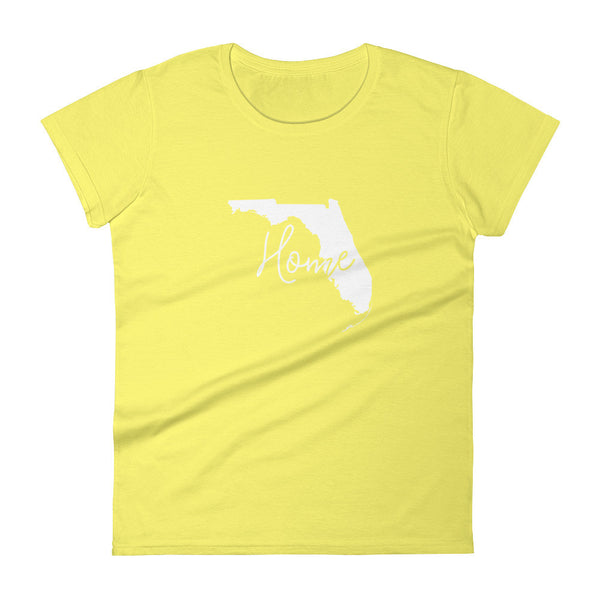 Florida Women's short sleeve t-shirt : 14 Colors