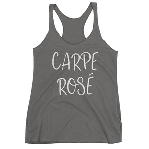 Carpe Rose Women's tank top : 9 Colors