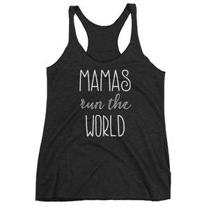 Mamas Run the World Women's tank top