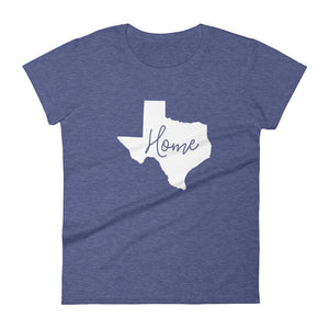 Texas Women's short sleeve t-shirt : 14 Colors