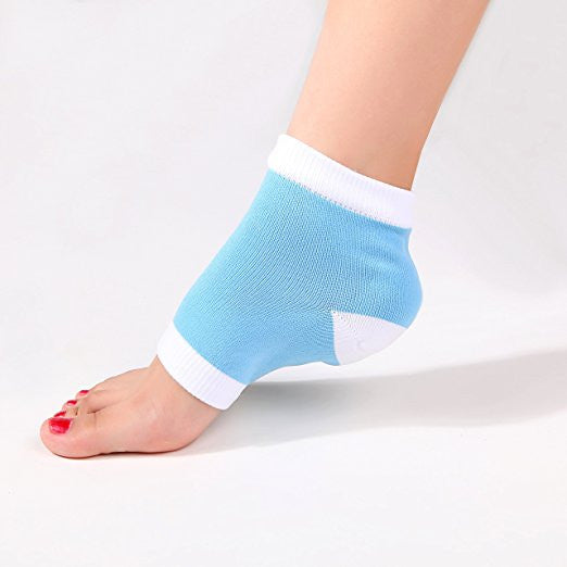 Free 5 Piece Heel & Foot Support and Massager Kit !