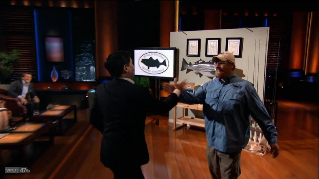 Greg Myerson & The WRSC Will Re-Air on ABC & Shark Tank On September 4th