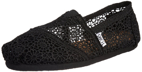 TOMS-001096B10 - Woman Classics Crochet-Woman_Footwear_Shoes-FashiON7