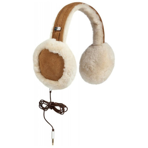 UGG-11976 - Classic Shearling Wired Earmuff-Woman_Accessories_Headwear-FashiON7