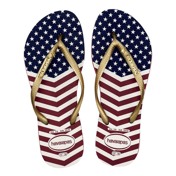 HAVAIANAS-4140098-1440 - SLIM CHEVRON STARS AND STRIPES-Woman_Footwear_Sandals-FashiON7