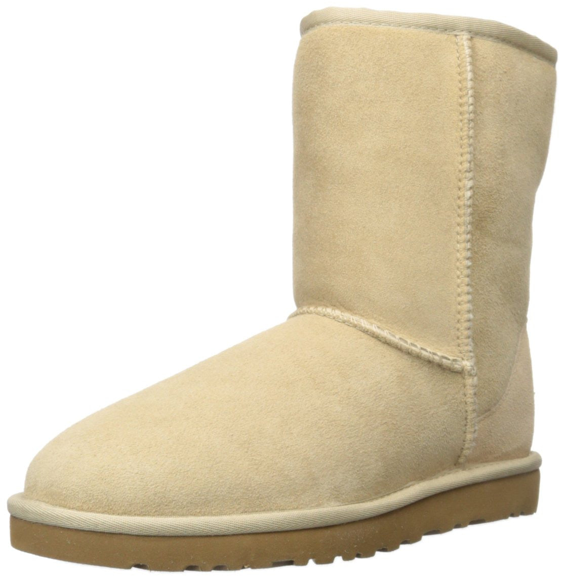 uggs classic short sand size 7