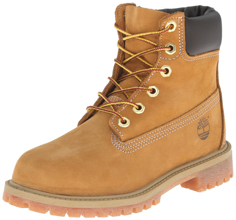 TIMBERLAND-TB012909713 - 6 Inch Premium Waterproof Boot Youth-Kids_Footwear_Boots-FashiON7