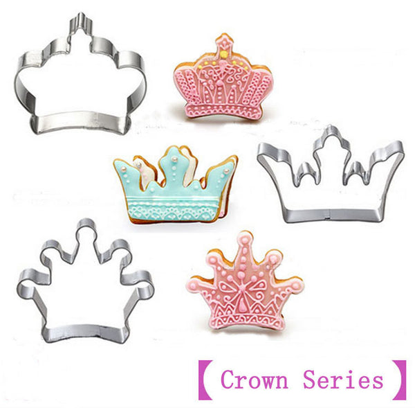 Unique Crown Series Cookie Cutters Bling - High Maintenance Bitch