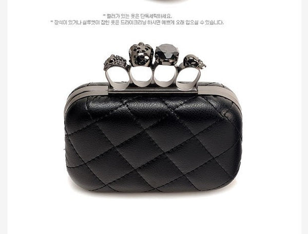 Fashion Finger Ring Evening Bag Bling - High Maintenance Bitch