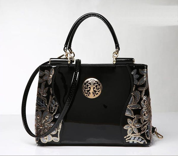 Women's Luxury Design Handbag Bling - High Maintenance Bitch