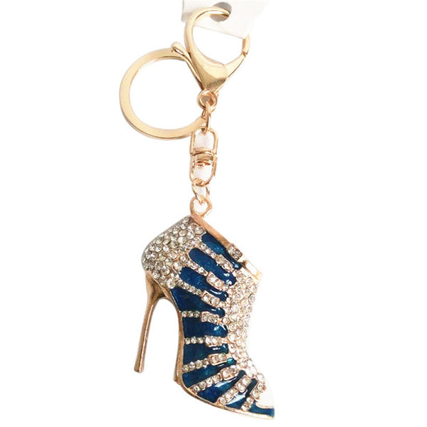 BLING PURSE CHARM / KEY CHAIN