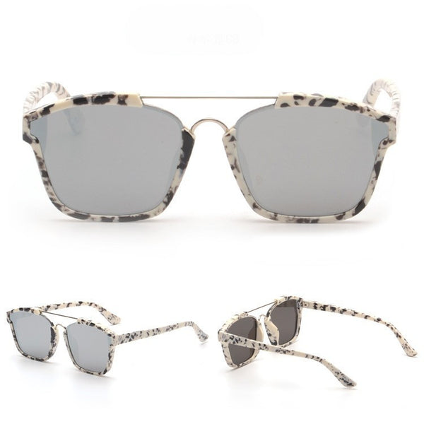 Funky Frame Ladie's Sunglasses Bling - High Maintenance Bitch