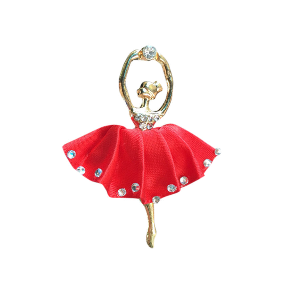 Bling Ballet Girl Car Perfume Air Vent Clip Bling - High Maintenance Bitch