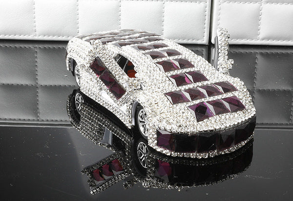 Girls Automobile Perfume Bling Car Ornaments Bling - High Maintenance Bitch