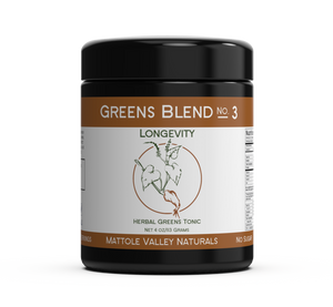 Greens Blend - Longevity - Clearance