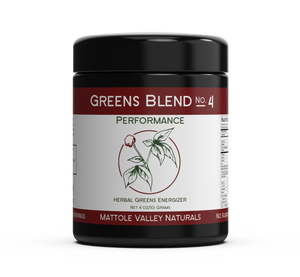 Greens Blend - Performance