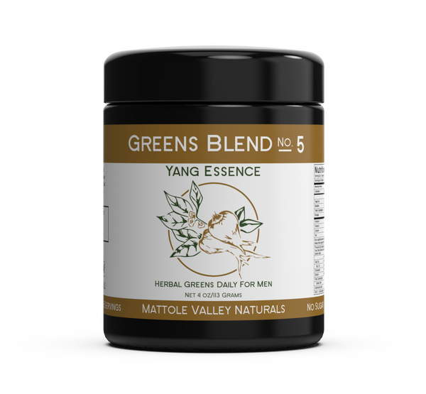 Greens Blend - Yang Essence - Clearance
