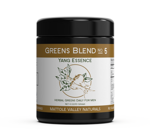 Greens Blend - Yang Essence