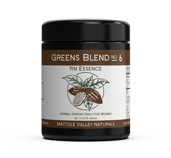 Greens Blend - Yin Essence - Clearance