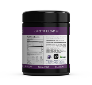Greens Blend - Full Spectrum
