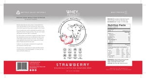 Whey Protein - Strawberry