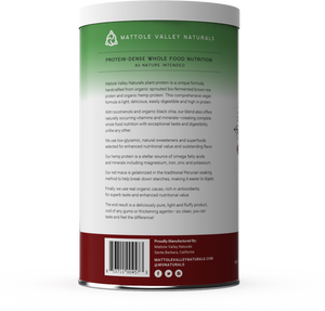 Vegan Plant Protein - Raw Cacao - Wholesale