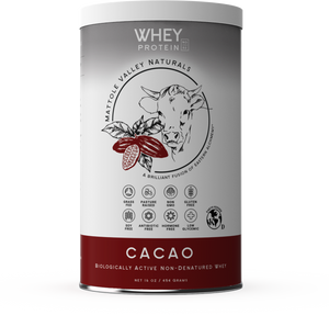 Whey Protein - Raw Cacao - Clearance