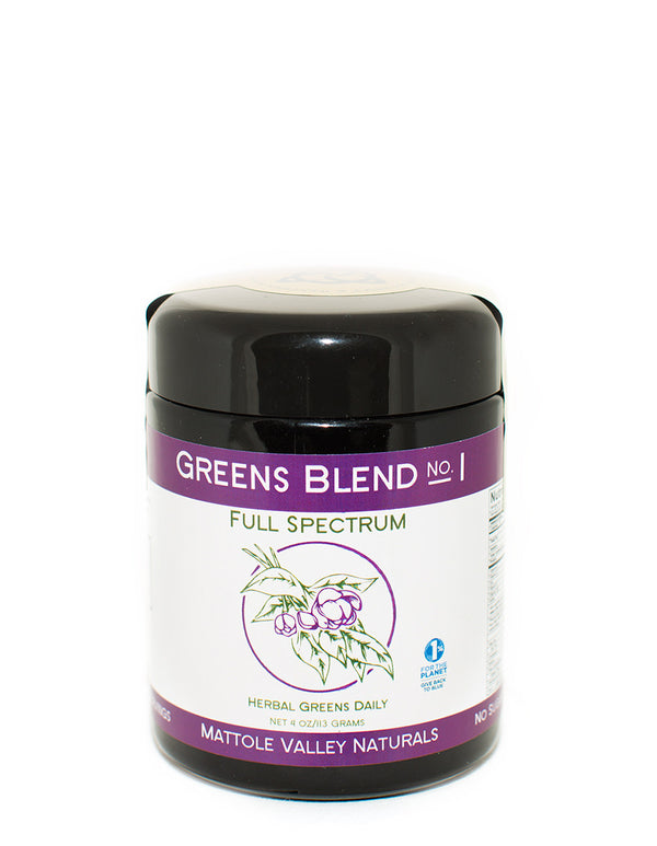 Greens Blend - Full Spectrum - Wholesale