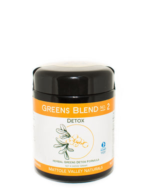 Greens Blend - Detox - Wholesale