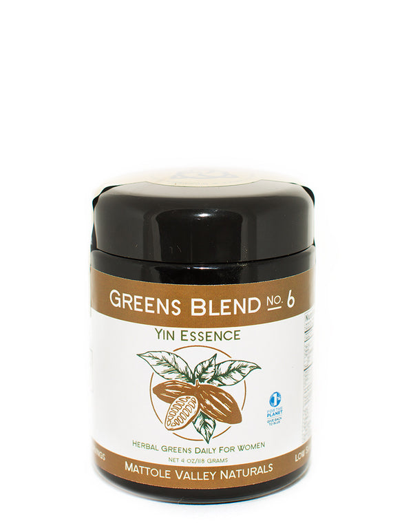 Greens Blend - Yin Essence - Wholesale