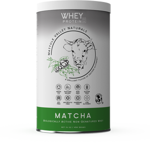 Whey Protein - Matcha - Clearance