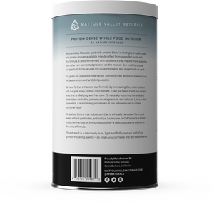 Goat Milk Protein - Plain - Wholesale