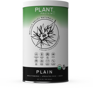 Vegan Plant Protein - Plain - Clearance