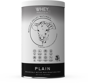 Whey Protein - Plain - Clearance