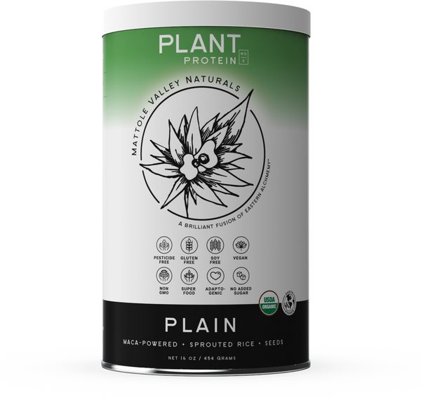 Vegan Plant Protein - Plain - Wholesale