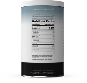 Goat Milk Protein - Plain - Clearance