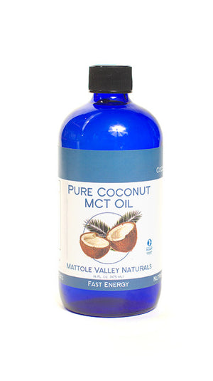 Pure Coconut MCT Oil