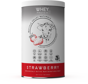Whey Protein - Strawberry - Clearance