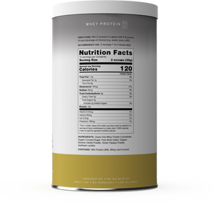 Whey Protein - Vanilla - Clearance