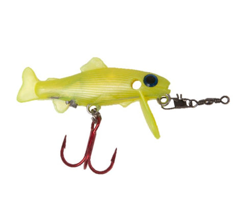 "Ray Johnson's Legend Lure ""real minnow"" 2 Inch"