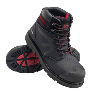 "Hammer A-MAX 6"" Carbon Toe WP PR Work Boot"